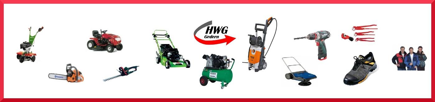 HWG Gedern GmbH – Motorgeräte und Werkzeuge