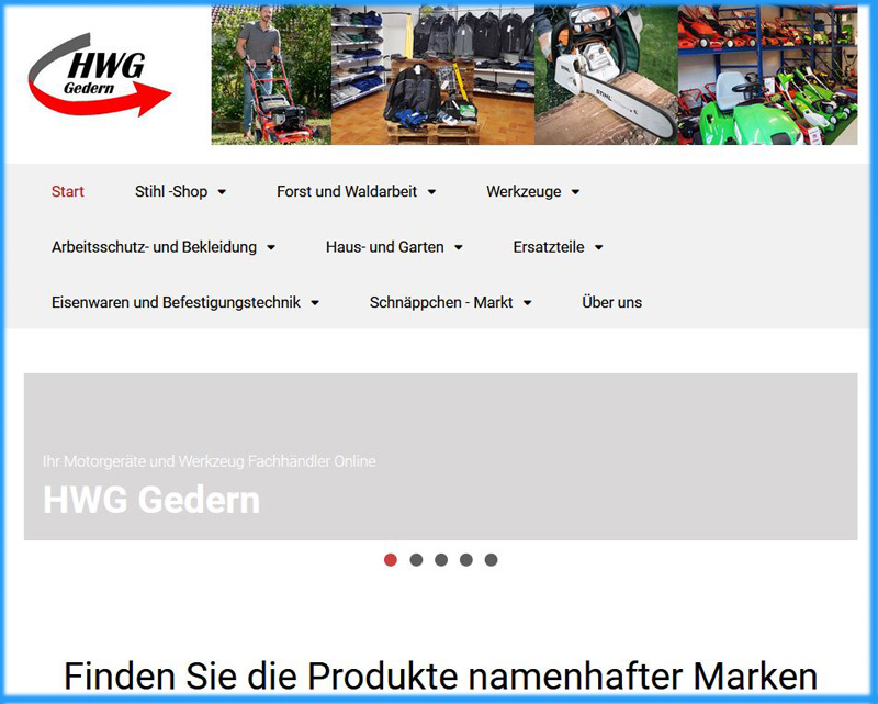 link zu hwg-shop.de